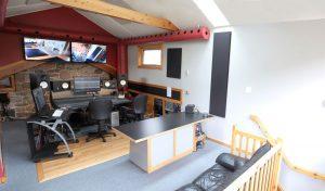 Chalet Studio Control Room