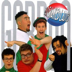 The Barenaked ladies - gordon - 1992