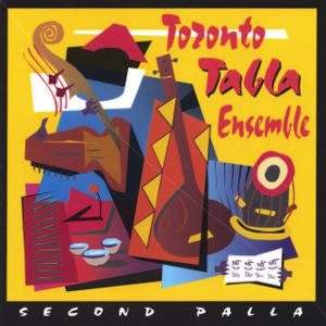 Toronto Tabla Ensemble - Second Palla
